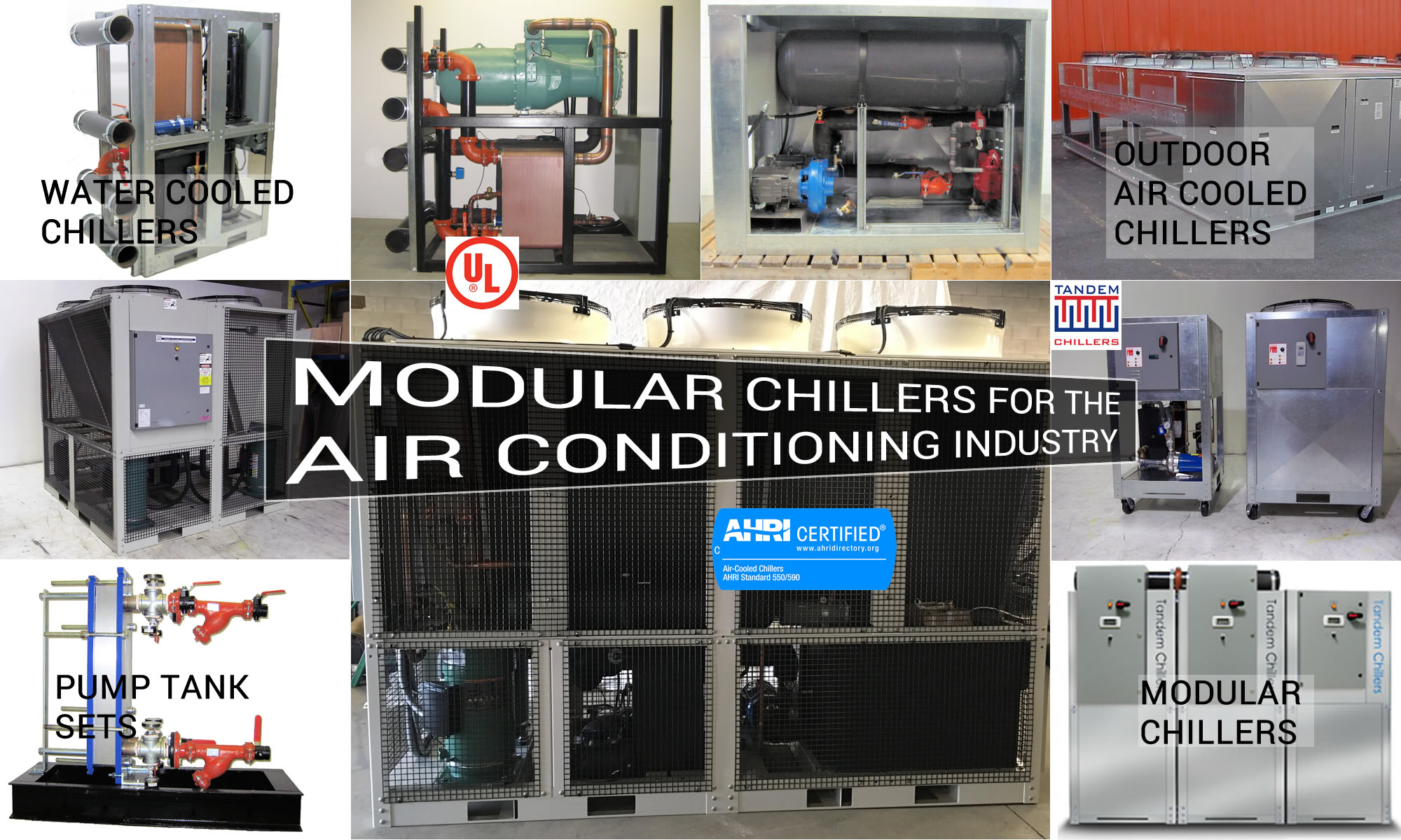 Modular Chillers
